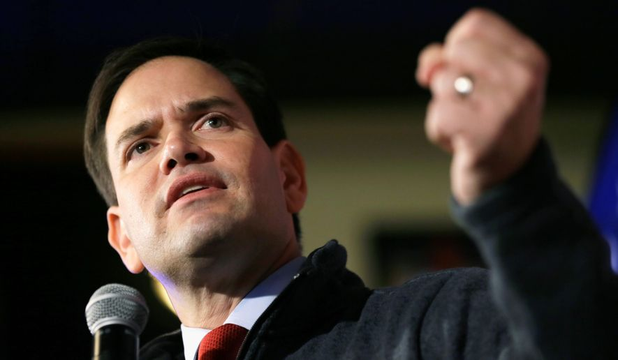 The Age of Rubio's Earth