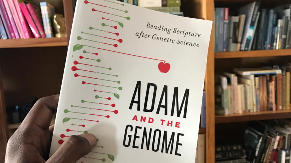Reviewing Adam and the Genome